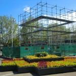 Green  Square, Art Installation 3